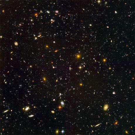 Hubble Deep Fields